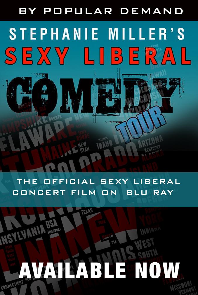 Stephanie Miller Liberal Comedy Tour DVD