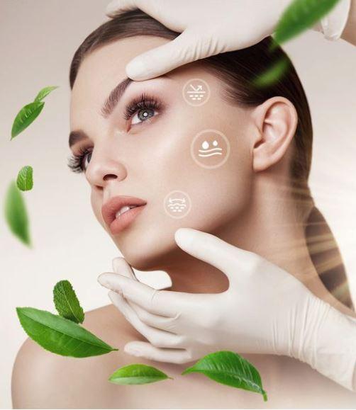 herbal water acne oil blocked pores