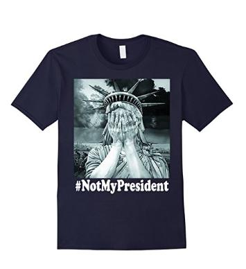 lady liberty bemoans Donald trump fascist Putin puppet