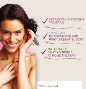 Free Trial natural breast lift and bust enlargement empowerment liberation