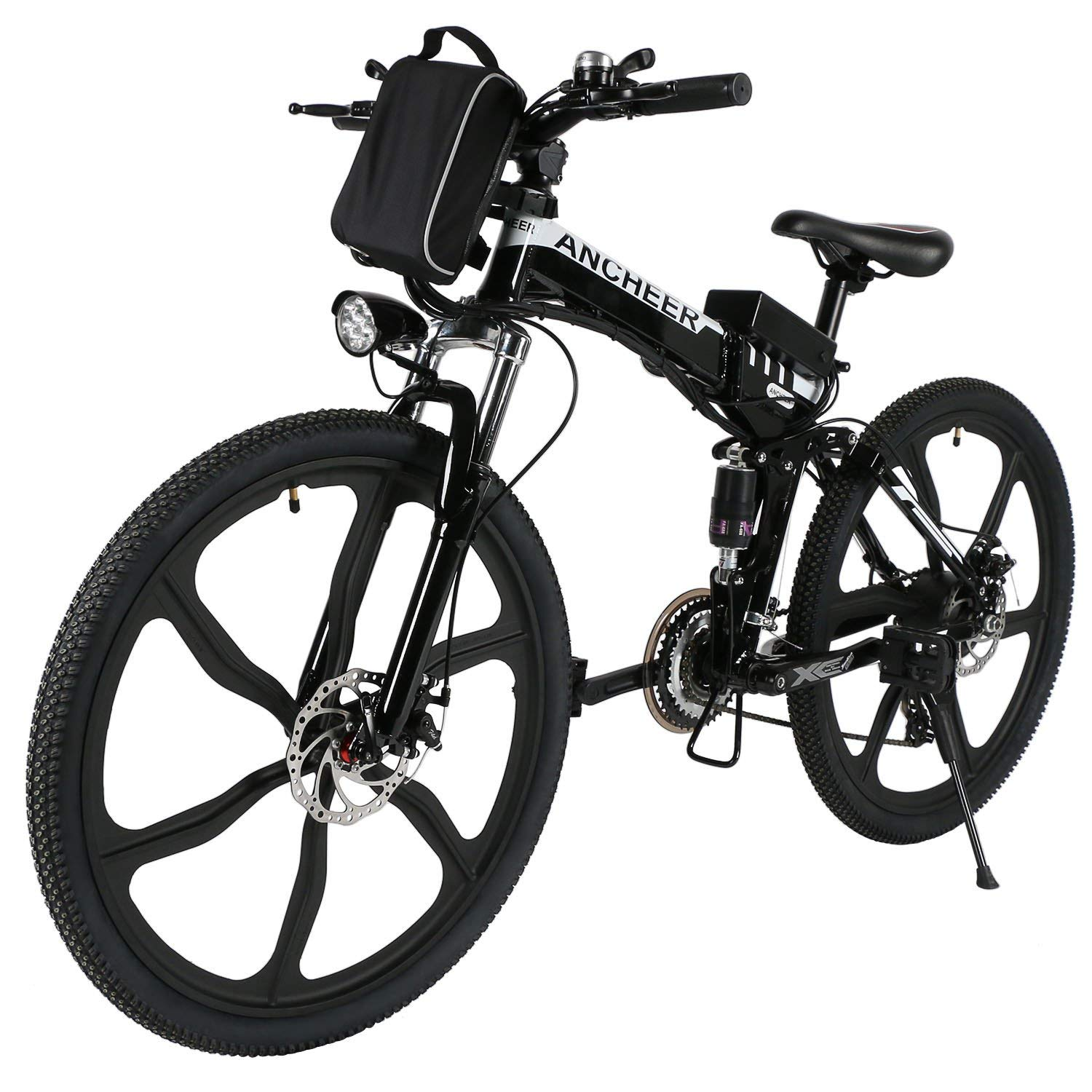 2010's tech power bicycles