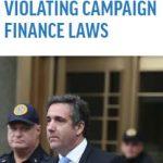 trump campaign finance crimes