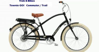 Townie e-bike