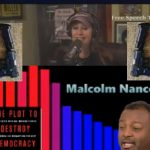 Malcolm Nance On Stephanie Miller Show - Domestic Terror For Trump