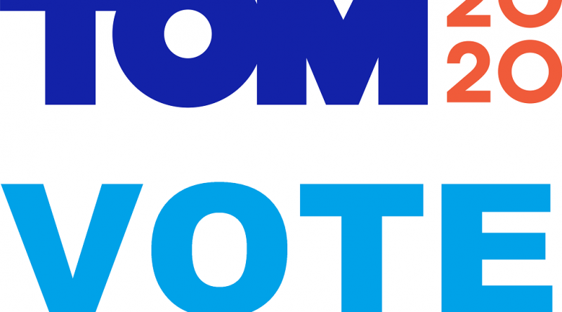 Vote for Tom Steyer