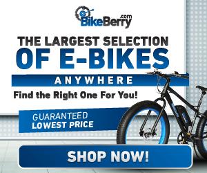 Get a new E-bike