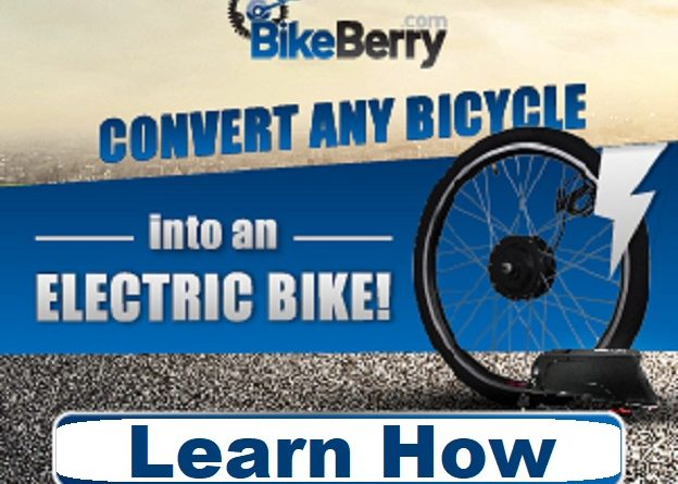 learn how to turn it into an e-bike