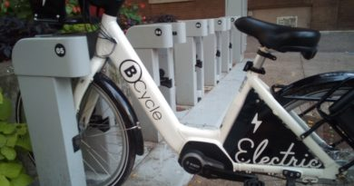 Madison-WI-E-Bike-Ride-Share Program