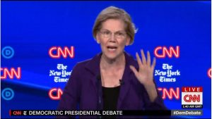 vote Elizabeth Warren for President 2020