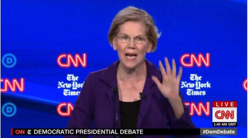vote Warren for President