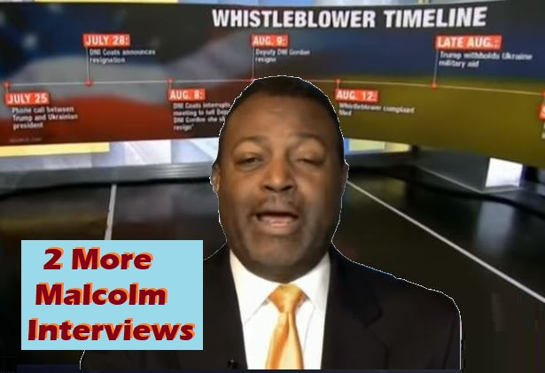 Malcolm Nance keeps up with Trump crimes
