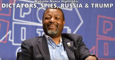 Malcolm Nance New October 2019 transcript