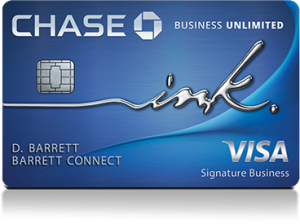 Chase Bank has business credit