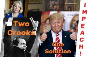 Jill Wine-Banks Of Nixon Impeachment Fame Talks Trump With Stephanie Miller