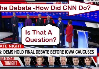 How did CNN do with the Iowa Democratic Debate
