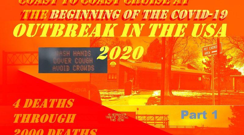COVID-19 outbreak coast to coast report video