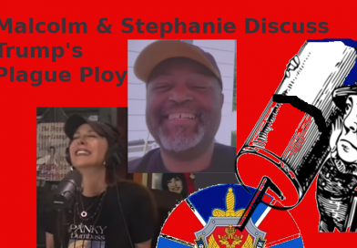 Malcolm Nance On Stephanie Miller Show: Corona Confusion