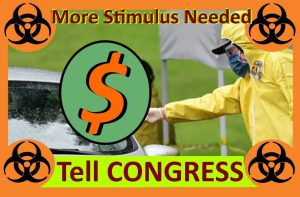 Will there be a second round of stimulus payments
