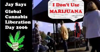I don't use marijuana