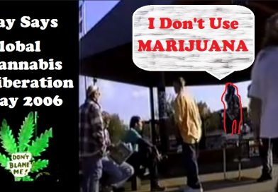 I don't use marijuana