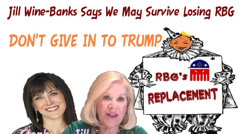 Watergate Prosecutor Jill Wine-Banks Says May We All Survive This