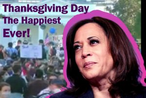 Happiest Thanksgiving Day In 4 Years