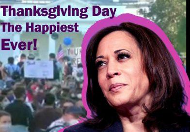 Kamala happy Thanksgiving Day 2020