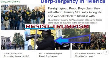Dupes who want to fight for Trump Still