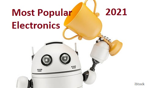 Most Popular Electronics According To Amazon