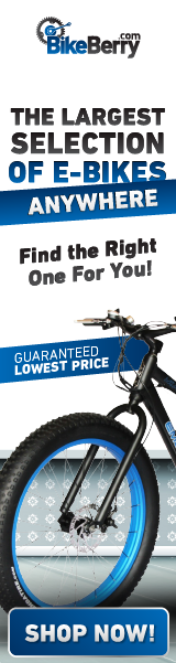 Click Here to shop E-Bikes, kits and accessories