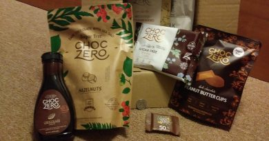 Unboxing the Best Tasting Sugarless Chocolate Candy