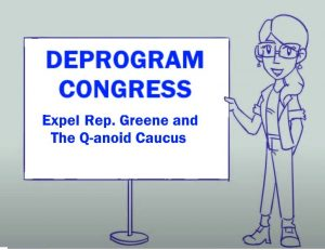 Remove Rep. Marjorie Taylor Greene from Congress