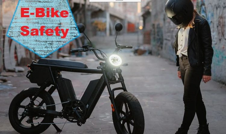 E-Bike safety checklist