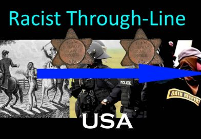 racism through-line through US history