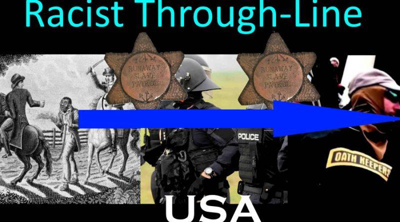 racism through-line through US history