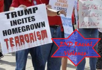 Resist the racism and violence of Trumpism