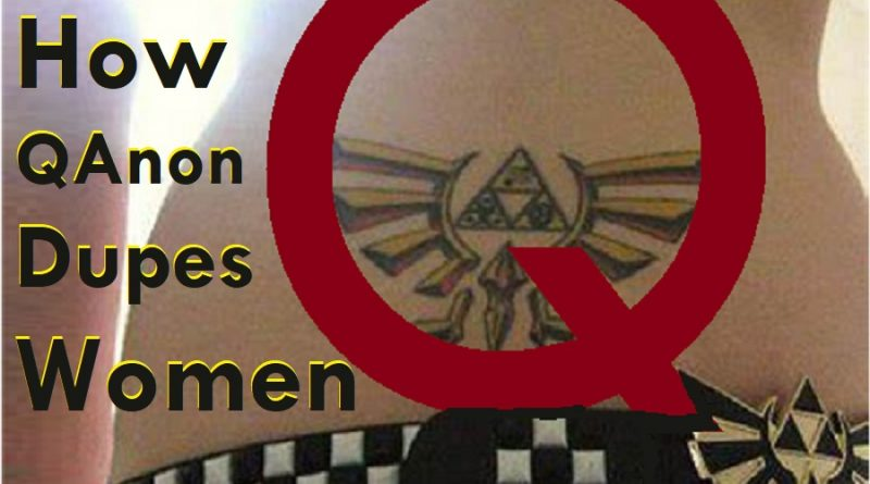 Dr. Mia Blum on Q-anon and women