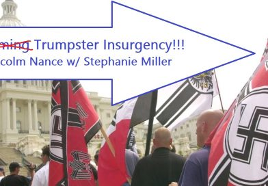Malcolm Nance Tells Stephanie About Arrival Of Trumpster Insurgency